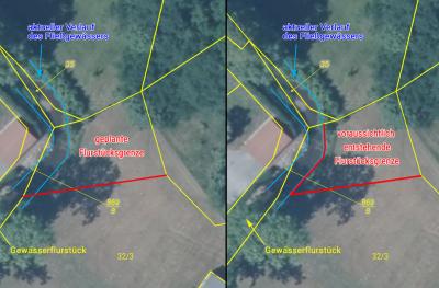 Vorsicht bei Grundstücksverkäufen an Gewässern