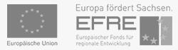 EFRE Förderung der EU